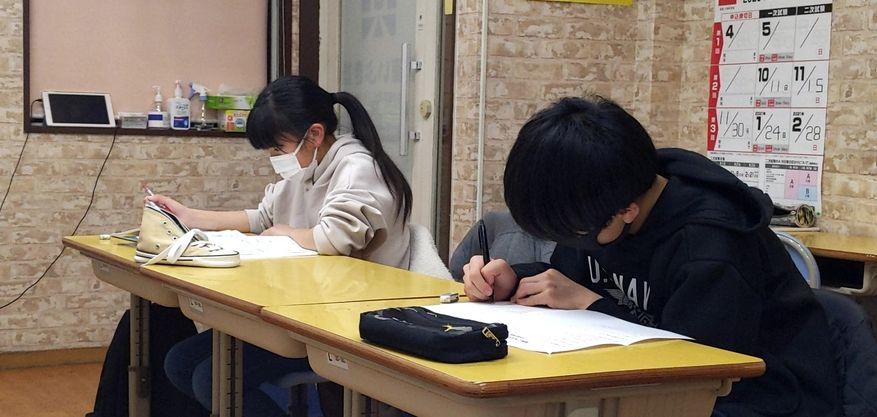 2月1日→中学1年生英語